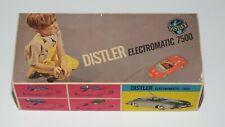 Originale Box für den Distler Porsche Electromatic 7500 - Made in Belgien