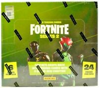 2020 Fortnite Series 2 Trading Cards Hobby Box FACTORY SEALED NEW SHIPS 11/20