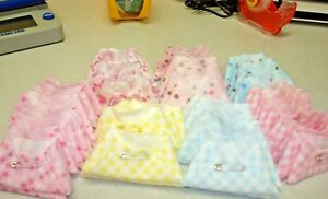 15 DIRTY DIAPER BABY SHOWER GAME FAVOR PICK YOUR COLOR GIRL OR BOY TRADITIONAL