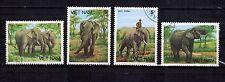 1984 - SERIE DE 4X TIMBRES OBL.//VIET-NAM - FAUNE - ELEPHANT - Yt.775/78