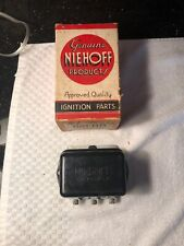 NOS New Niehoff AL-150H Voltage Regulator Chrysler Dodge Mopar Plymouth Vintage