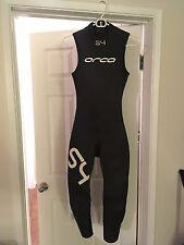 Orca S4 Men's Triathlon Wetsuit Sleeveless Tri Wet Suit - Size 4 - Used