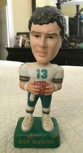 """Dan Marino #13 Miami Dolphins 9"""" Bobble Head #2151/5,000 M. Phillips 1993"""