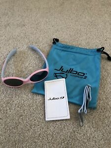 Julbo Baby Looping II (12-24 Months) Pink/grey With Spectron 4 Lenses. Brand New