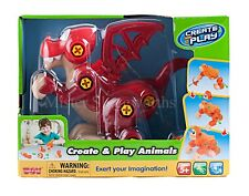 NEW Happy Kid Toy Group Create & Play Animals Toy Dragon Learning Develop Skill
