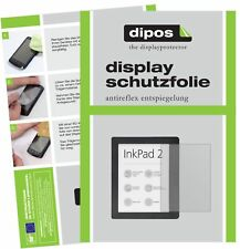 2x Pocketbook InkPad 2 PB840 Schutzfolie matt Displayschutzfolie Folie Display