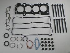 FOR FORD FOCUS C-MAX 1.6 100BHP 03-07 HWDA ENGINE HEAD GASKET SET & HEAD BOLTS