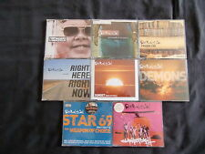 JOB LOT: FatBoy Slim x8 CD singles pack inc. Praise You, Sunset, Demons, Star 69