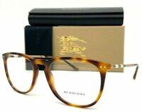 BURBERRY BE2258Q 3316 Light Havana / Demo Lens 55mm Eyeglasses