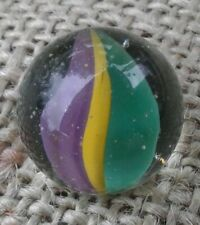 """13/16"""" Master 3 Vane Catseye In HTF Colors Mint Condition Beautiful Marble"""