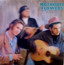 HOTHOUSE FLOWERS -  PEOPLE. NrEX. 1988 UK ISSUE. LON LP 58.
