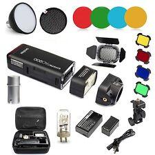 Godox AD200 200Ws 2.4G TTL Flash 1/8000 HSS Monolight for Nikon Canon Sony