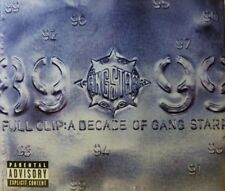 Gang Starr - Full Clip: Decade of Gang Starr CD 1999  EXCELLENT / MINT CONDITION