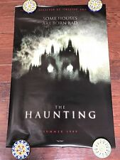 THE HAUNTING 27X40 DS MOVIE POSTER ONE SHEET NEW AUTHENTIC