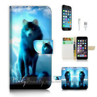 ( For iPhone 6 Plus / iPhone 6S Plus ) Case Cover P1931 Wolf