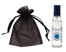 L'Occitane Gentle Toner + Shea Alcohol Free Spray 30ml Travel Spray + Gift Bag