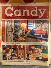 CANDY 74 GERRY ANDERSON COMIC Candy & Andy
