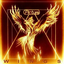 PICTURE - Wings (NEW*CLASSIC DUTCH METAL*SAXON*ACCEPT*TWISTED SISTER)