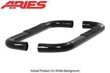 97-2003 Ford F-150 Standard Cab Black Nerf Bars Side Steps Aries 3in Round