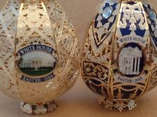 2014 & 2015 - 24Kt Annual Gold Heirloom Collection 1st & 2nd Year Easter Pieces