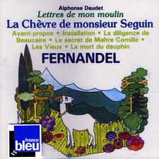 Fernandel - Lettres de Mon Moulin 1: La Chevre de Monsieur [New CD]
