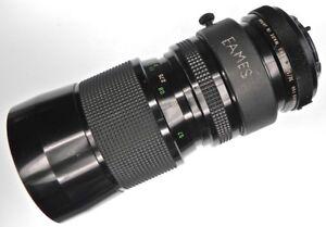 Vivitar Series 1 90-180mm f4.5 Flat-Field Macro Zoom Minolta MD mount  #22802674