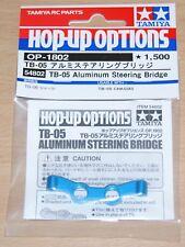 Tamiya 54802 TB-05 Aluminum Steering Bridge (TB05 Pro), NIP