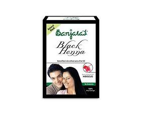 4 x 50 GM Banjaras Black Henna (Hibiscus) Free Shipping