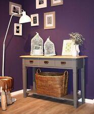 Fertig montierte Tische im Landhaus-Stil aus Eiche, Tischteile & -zubehör