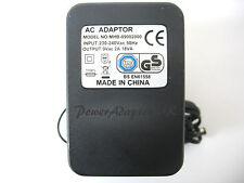 Line 6 M13 2000MA/2A 9 V AC/AC Adaptador De Red De Alimentación/Suministro/Cargador/TRANSFORMADOR