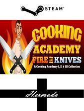 Cooking Academy Fire and knives Steam Key-For PC Windows (Same Day Dispatch)