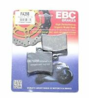 Aprilia Sport City 250 ie EBC Rear Brake Pads FA298