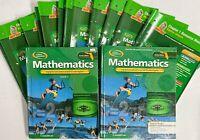 Grade 8 Mathematics Student & Teacher Edition 8th Curriculum Homeschool Math