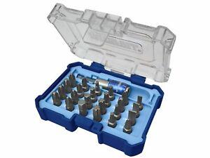 25 Piece Faithfull FAISBSET25Q Quick Change Screwdriver Bit Set 25mm