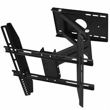 "Full Motion TV Wall Mount Bracket 17"" 19"" 21"" 27"" 32"" 37"" 42"" 46"" 47"" 49"" inch"