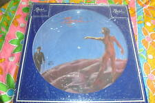 RUSH HEMISPHERES LP PICTURE DISC RECORD 78 GEDDY LEE