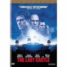 The Last Castle DVD, Joe Keenan, George W. Scott, Paul Calderon