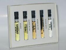 Chanel No 5 EDP EDT Elixir Sensuel Eau Premiere 0.03 oz Travel Sample Vial Set