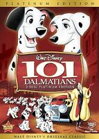 2008 Walt Disney's 101 Dalmatians 2-Disc Platinum Edition DVD