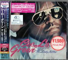 CEE LO GREEN-THE LADY KILLER-JAPAN CD LMITED EDITION BONUS TRACK D95