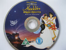 ALADDIN and the KING of THIEVES - Special Edition - Robin Williams as Genie{DVD}