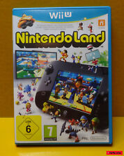 NINTENDO LAND - NINTENDO Wii U Spiel - gebraucht, Funktion getestet