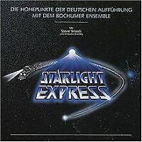 Starlight Express - Die Höhepunkte der Deutschen Aufführun... | CD | Zustand gut
