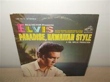 Elvis Presley . Paradise, Hawaiian Style . Stereo Canadian . LP