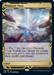 MTG - (ZNE) Zendikar Rising Expeditions - Mythic Cards
