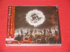MARILLION Marbles In The Park JAPAN 2 CD SET