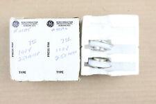 Pair Vintage Ge Thyristor Scr Inverter 100v 250a A396a Silicon Rectifier Nos Usa