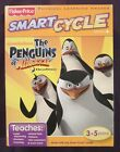 Brand NEW Factory Sealed Penguins of Madagascar Smart Cycle Game Cartridge