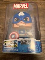 *BRAND NEW* Hasbro Marvel Mighty Muggs - CAPTAIN AMERICA Figure! *EXCELLENT*