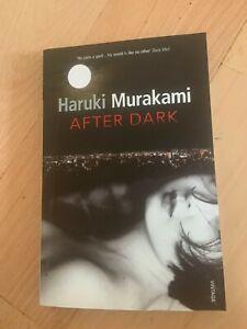 HARUKI MURAKAMI, AFTER DARK. 9780099506249